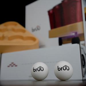 Bruu® Moving Pong Robot (New V2)