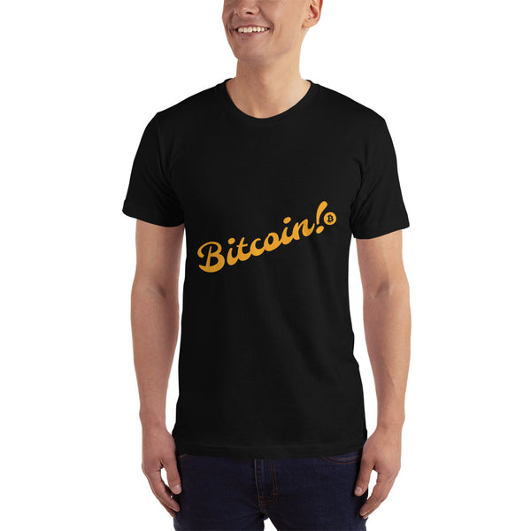 American Apparel Bitcoin Short-Sleeve T-Shirt