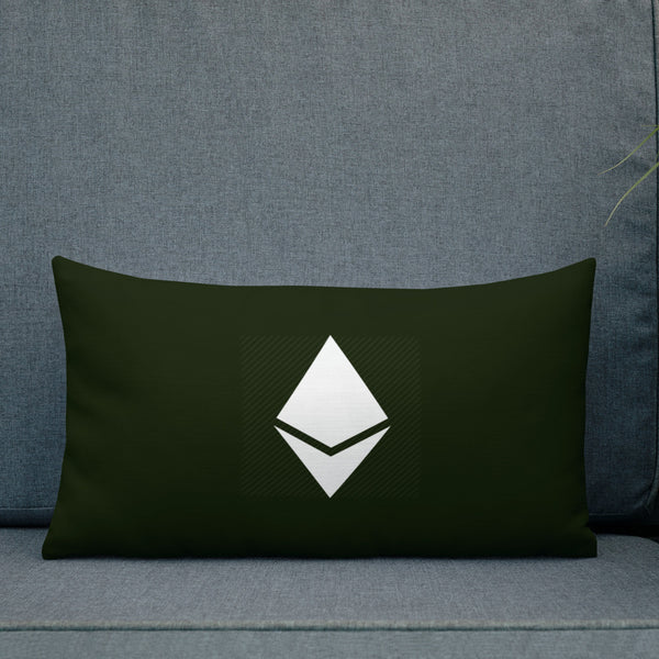 Ethereum Premium Pillow