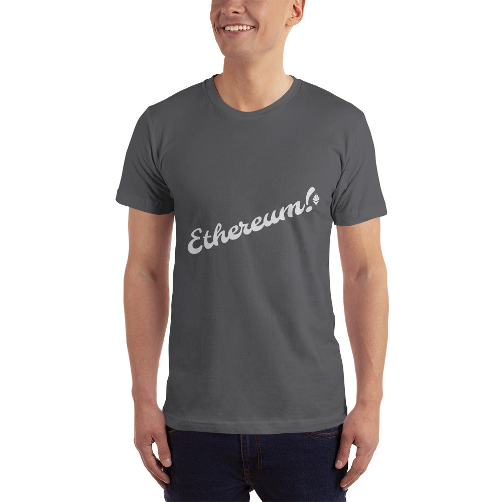 American Apparel Ethereum Short-Sleeve T-Shirt