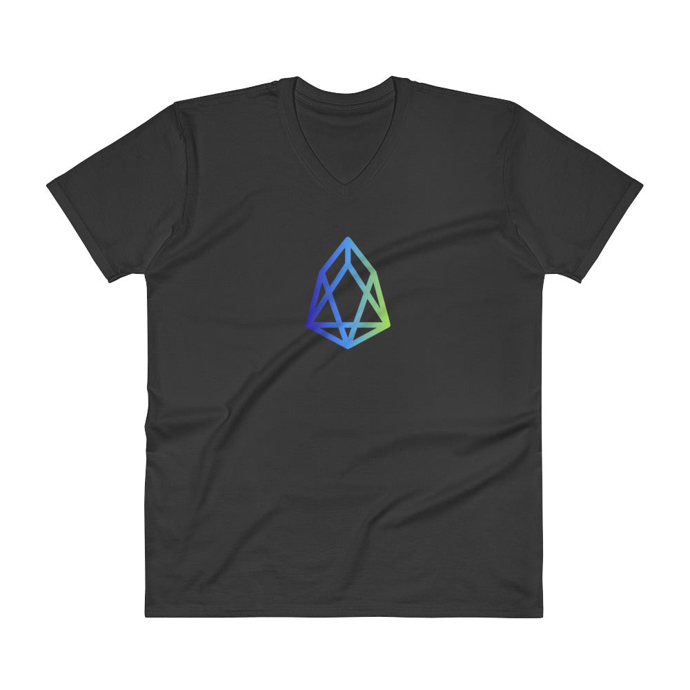 EOS Gradient V-Neck T-Shirt