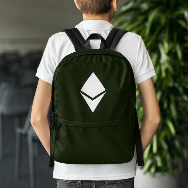 Ethereum Backpack Black