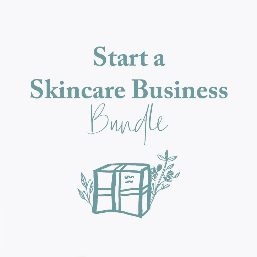 Start a Skincare Business Bundle