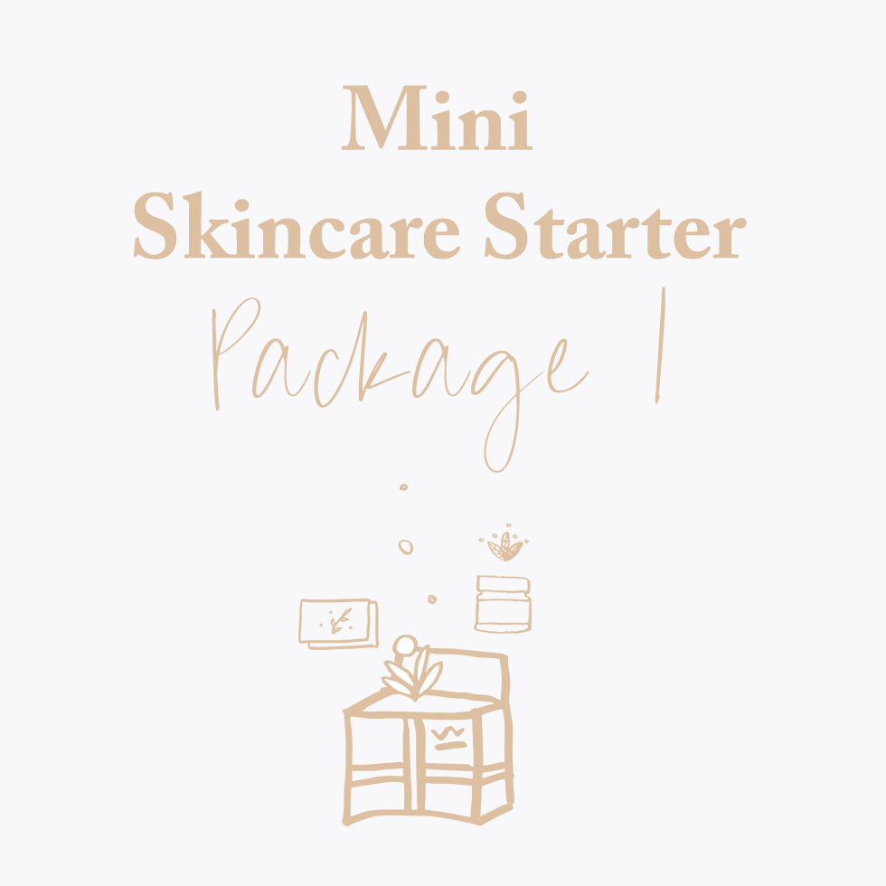 Mini Skincare Starter Package 1