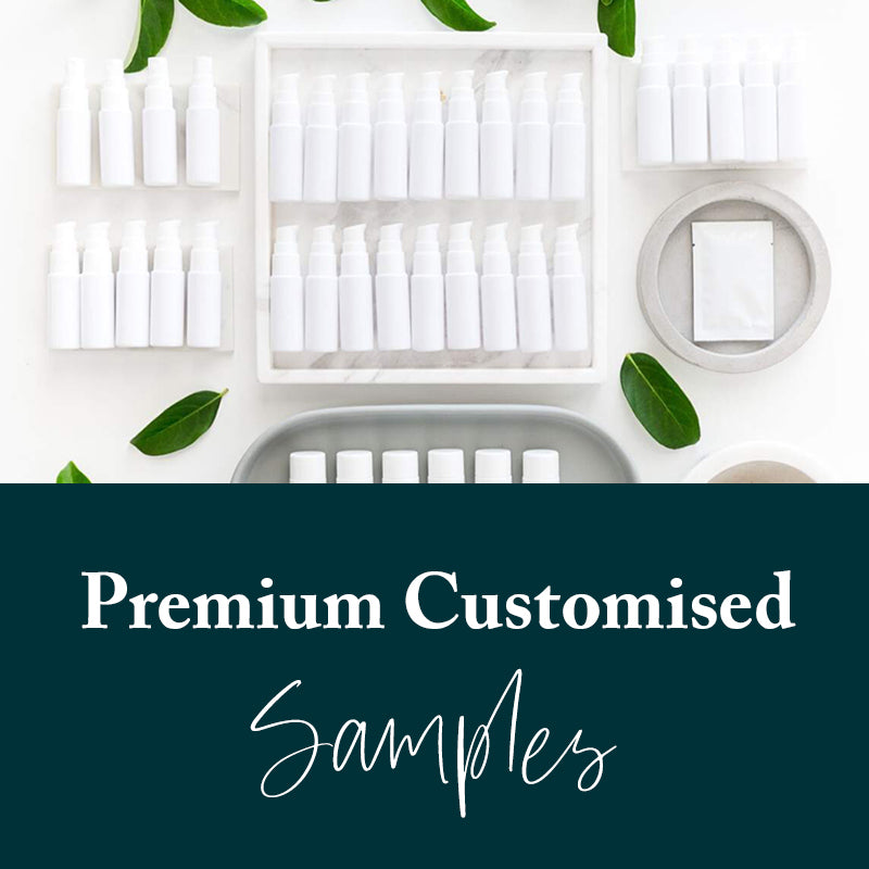 Customised Product Samples