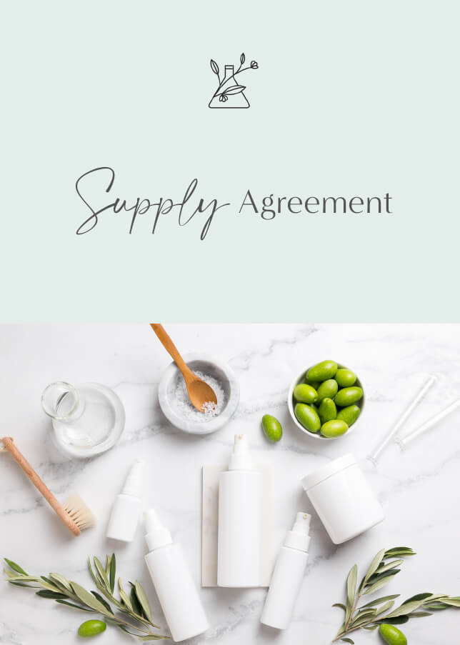 Download the Supply Agreement