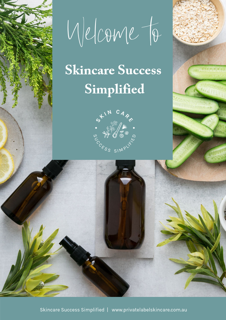 Skincare Success Simplified Course