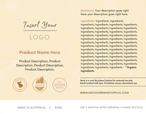 Label Template Set