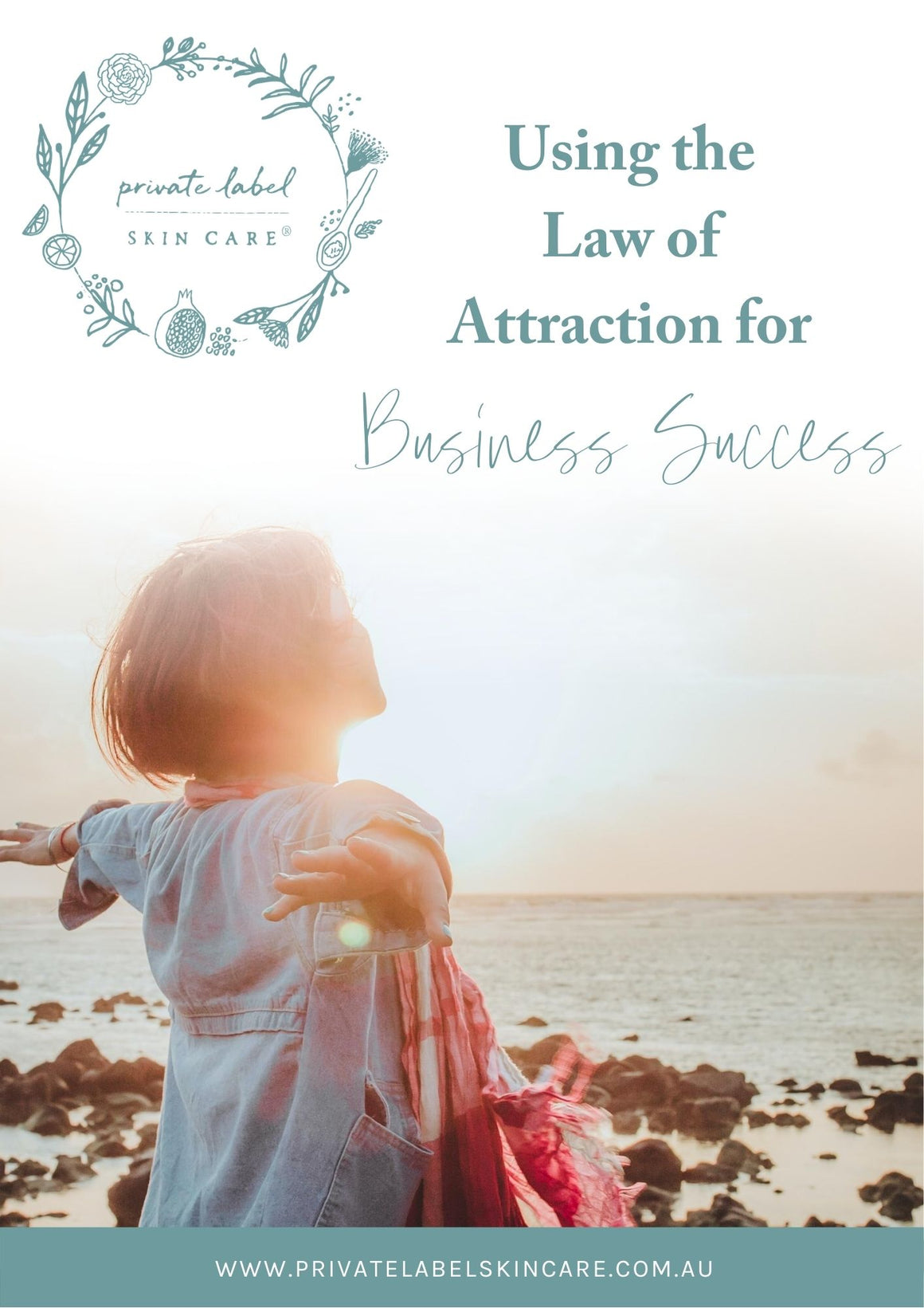 Using the Law of Attraction for Business Success