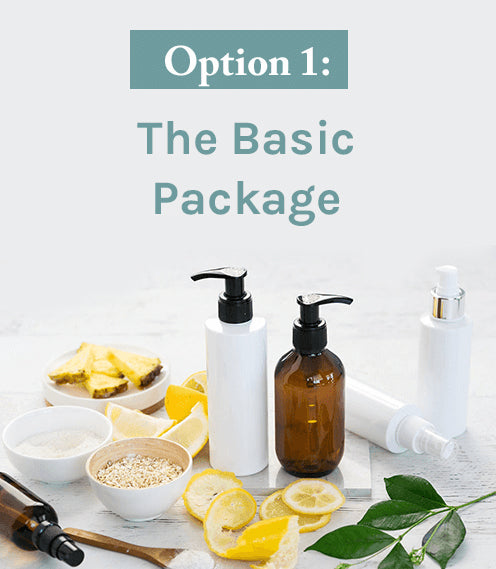 Skincare Business in a Box Course - The Basic Package