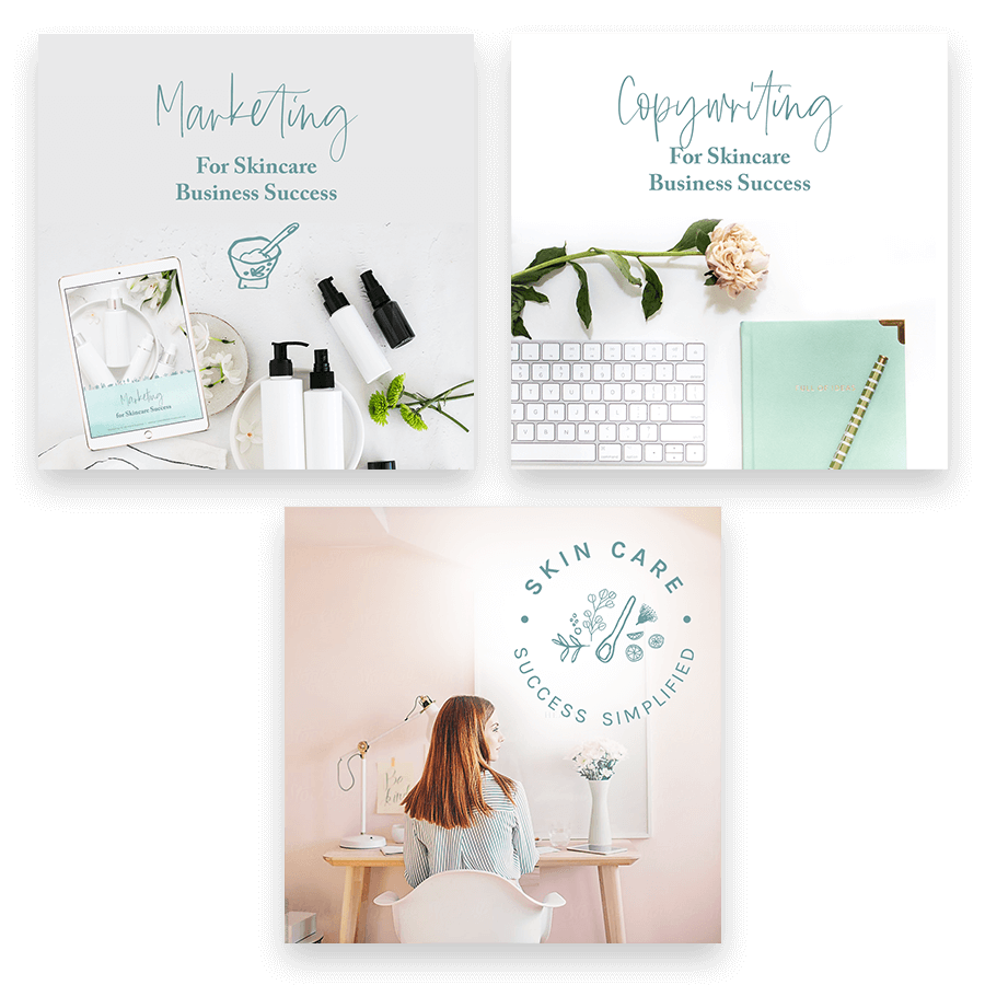 Skincare Business Success Bundle