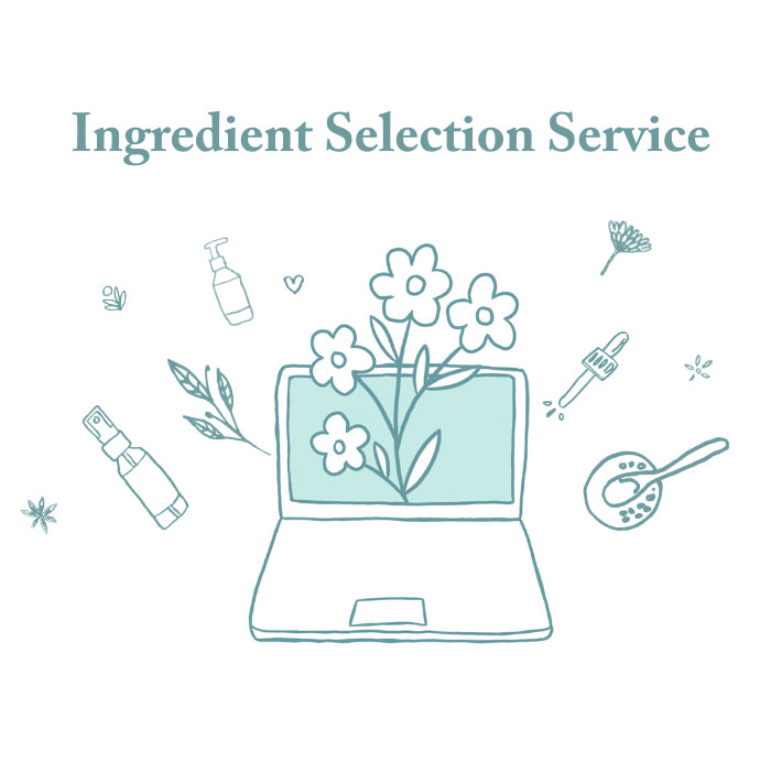 Ingredient Selection Service