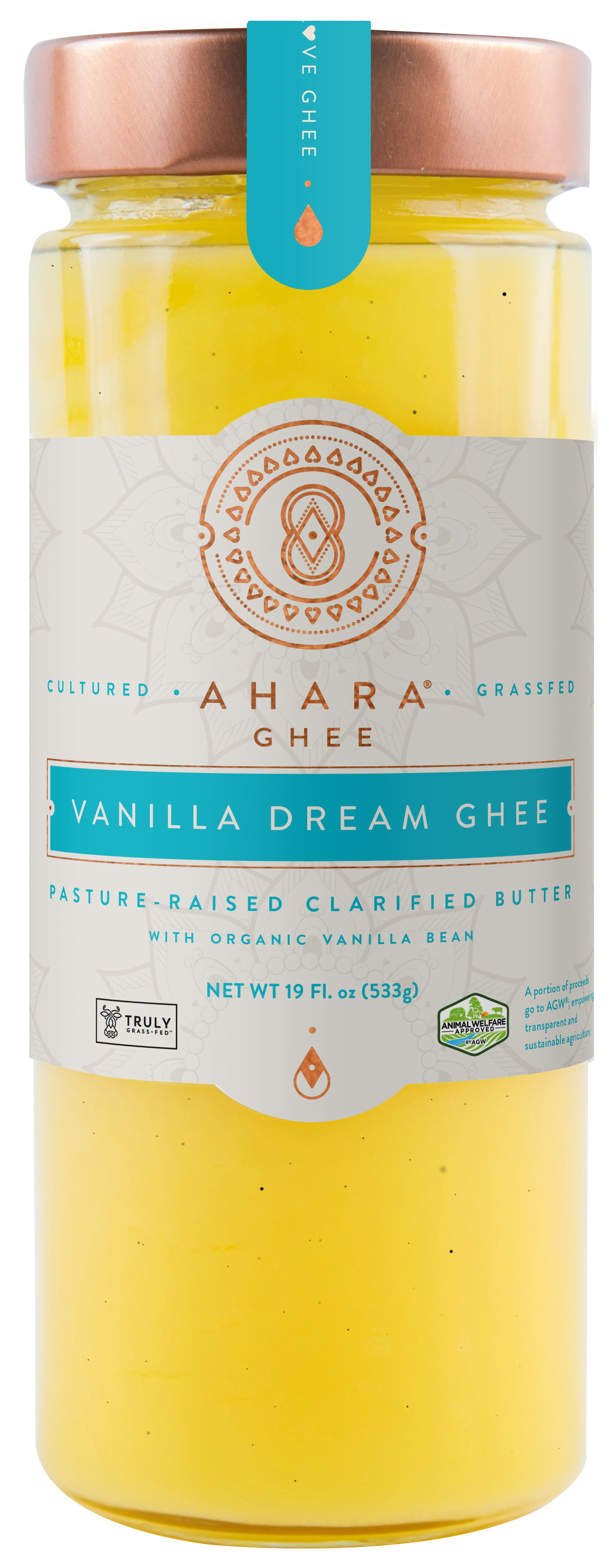 Vanilla Dream Ghee