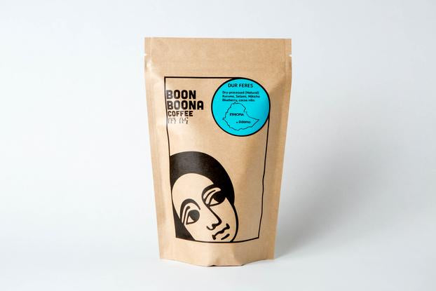 Boon Boona Ethiopian Coffee