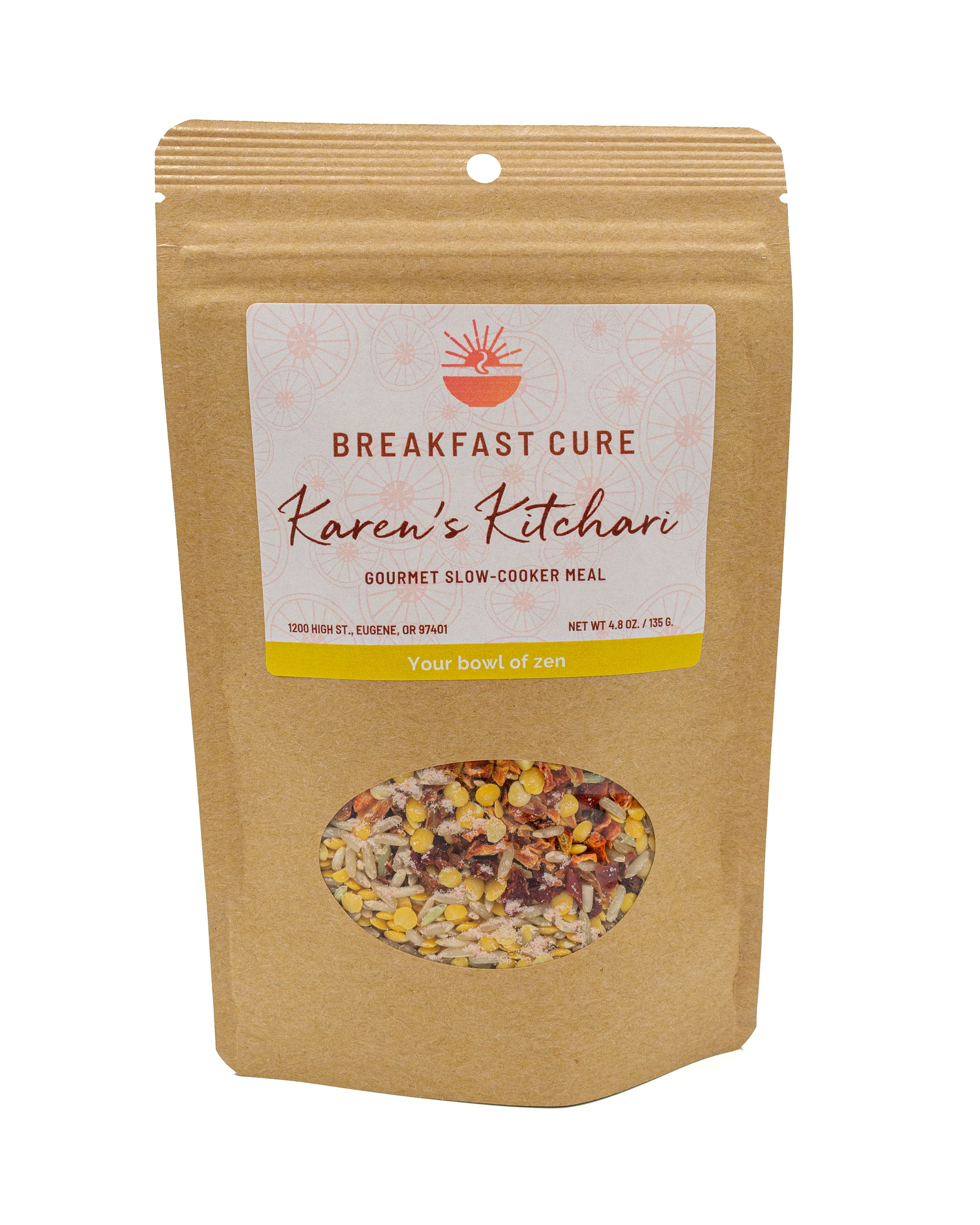 Breakfast Cure® Congee - 3pack - Choose your flavor combo