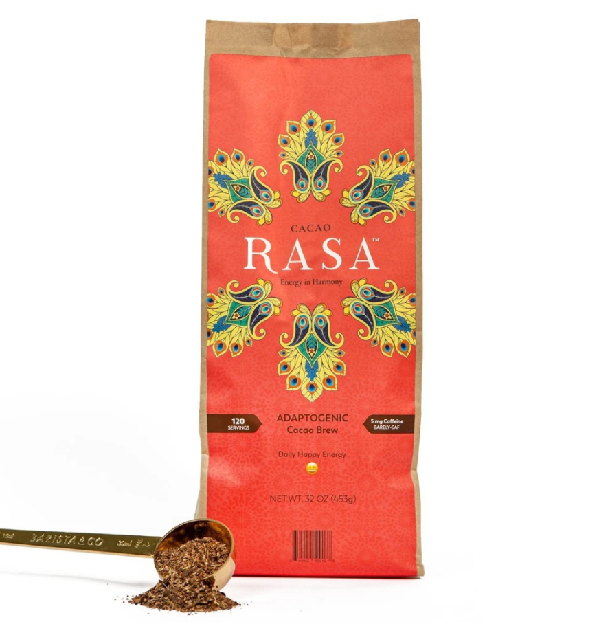 Rasa® Cacao and Adaptogen Coffee alternative 8oz (226g)