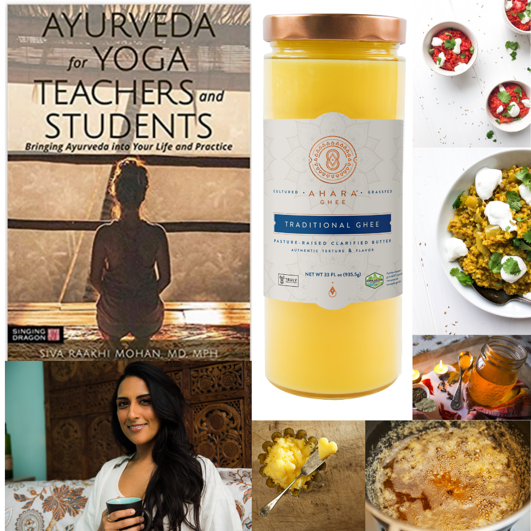Ayurvedic Education and Wellness Bundle with FREE ECourse from Dr. Siva Mohan!