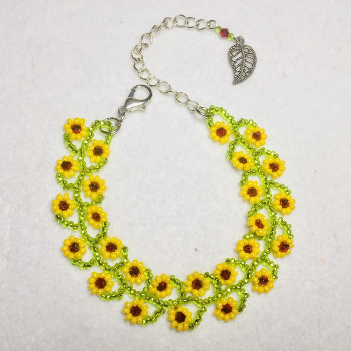 "Tutorial - Bracelet ""Summer"""