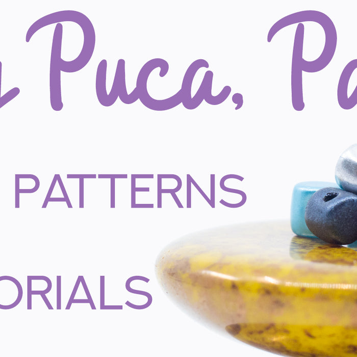 Free Patterns and Tutorials From Les perles par Puca®