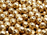 FP Faceted Beads Round 8 mm