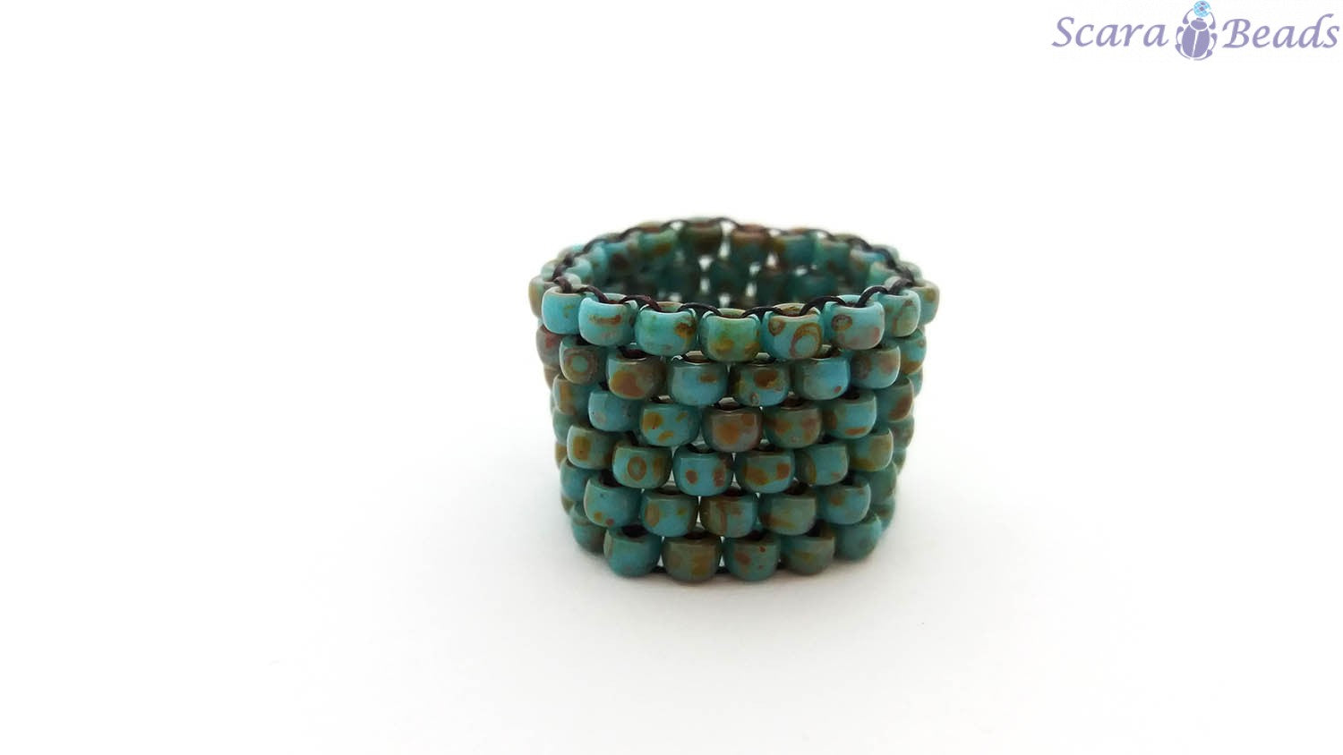 Beadwork Basics: Ring base