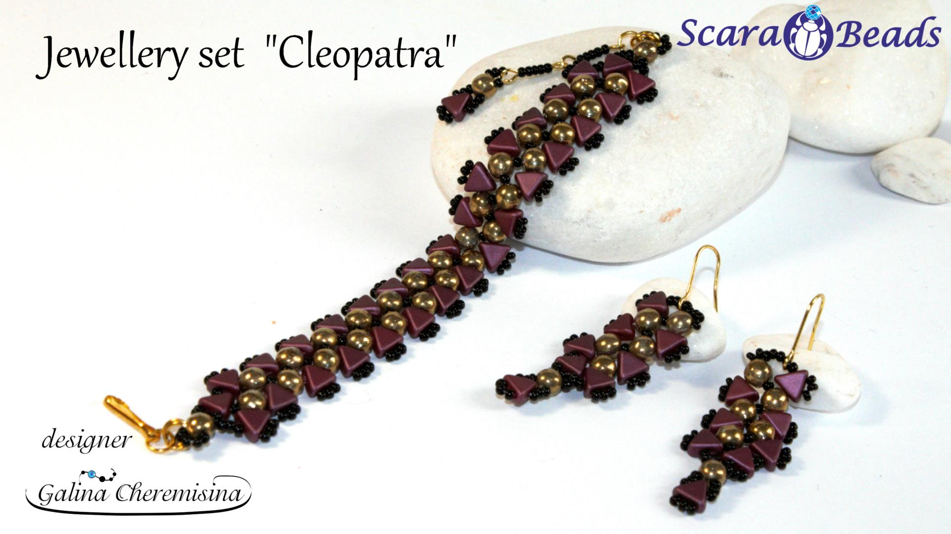 Jewellery Set Cleopatra