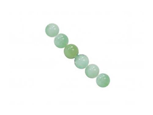 Semi-precious Stone Round Beads 10 mm, Amazonite, Minerals,