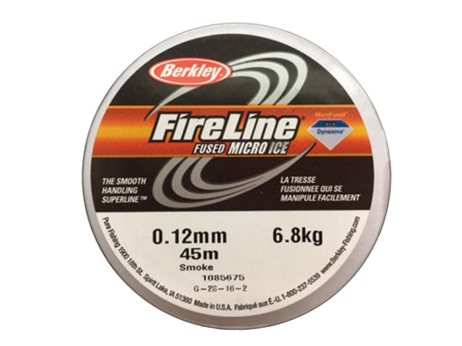 1 pc Beadsmith Fireline 0.12mm Average Diameter, 45m (50YD), Smoke Grey
