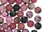 Natural Stones Round Beads 8 mm, Rhodonite, Minerals, Russia