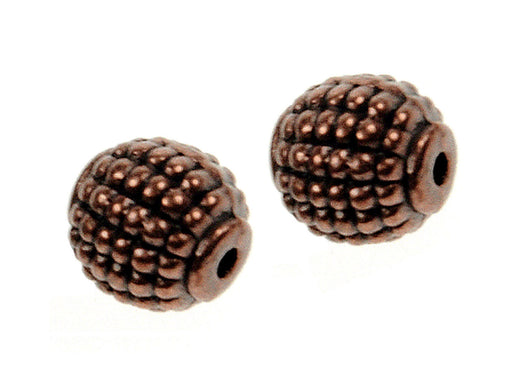 1 pc Connector Charm, 8.4x8mm, Antique Copper