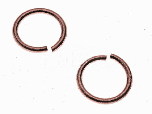 1 pc Jump Ring, 4.6mm, Antique Copper