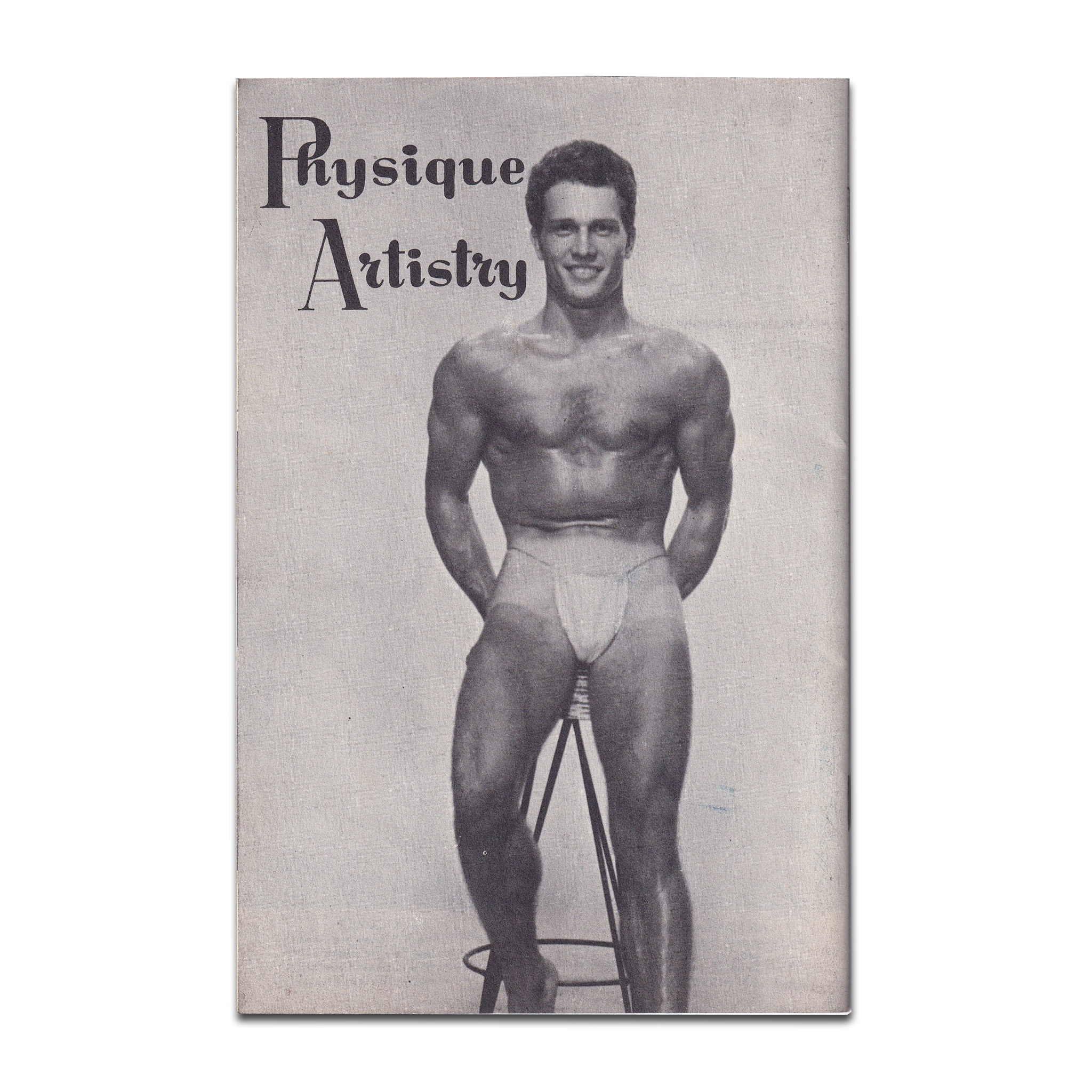 Physique Artistry No. 28 (1962)