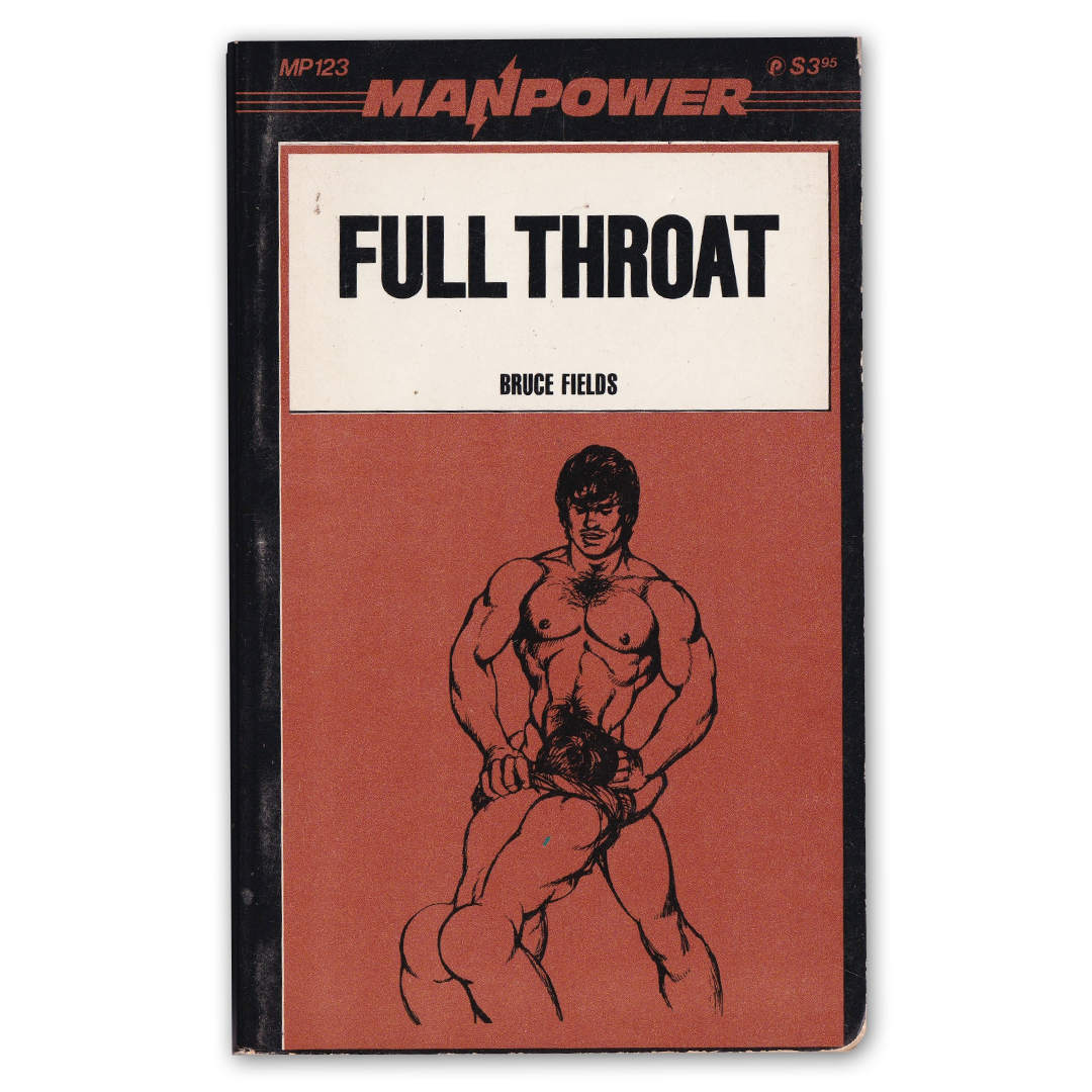 Full Throat by Bruce Fields