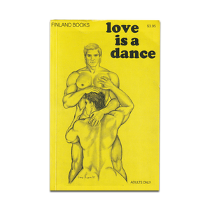 Love Is A Dance (Finland Books)