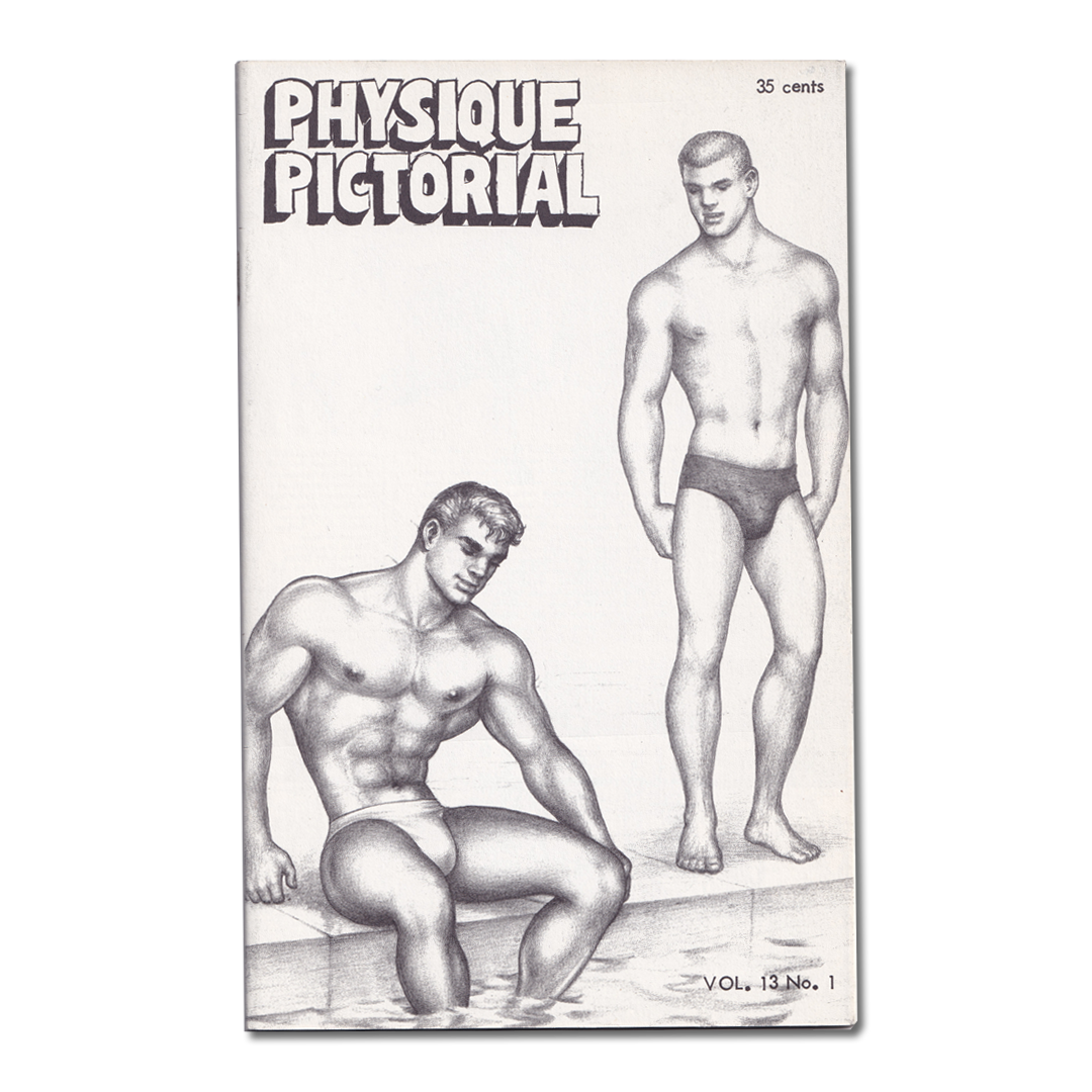Physique Pictorial Volume 13 Number 1 (1963)