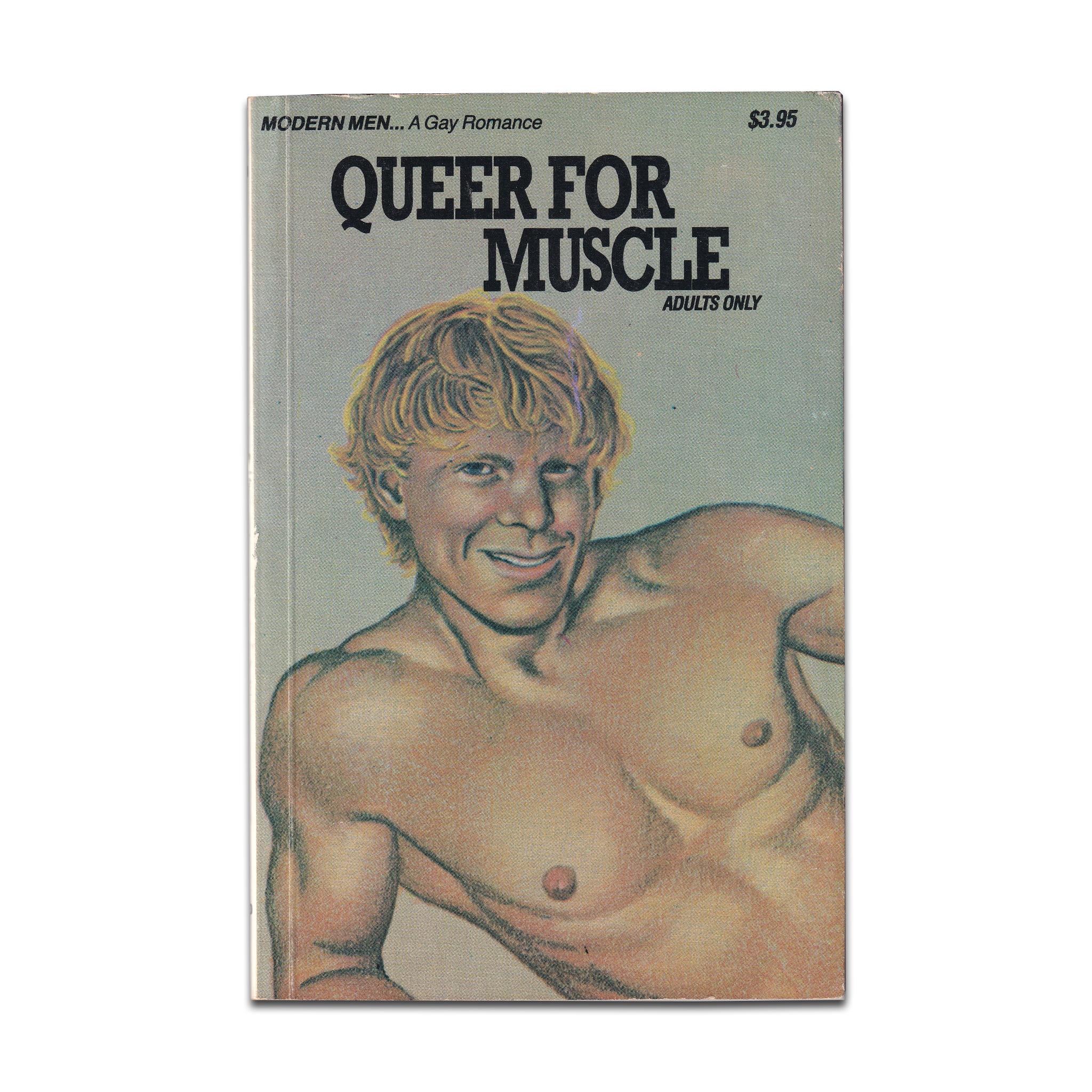 Queer For Muscle (Modern Men)