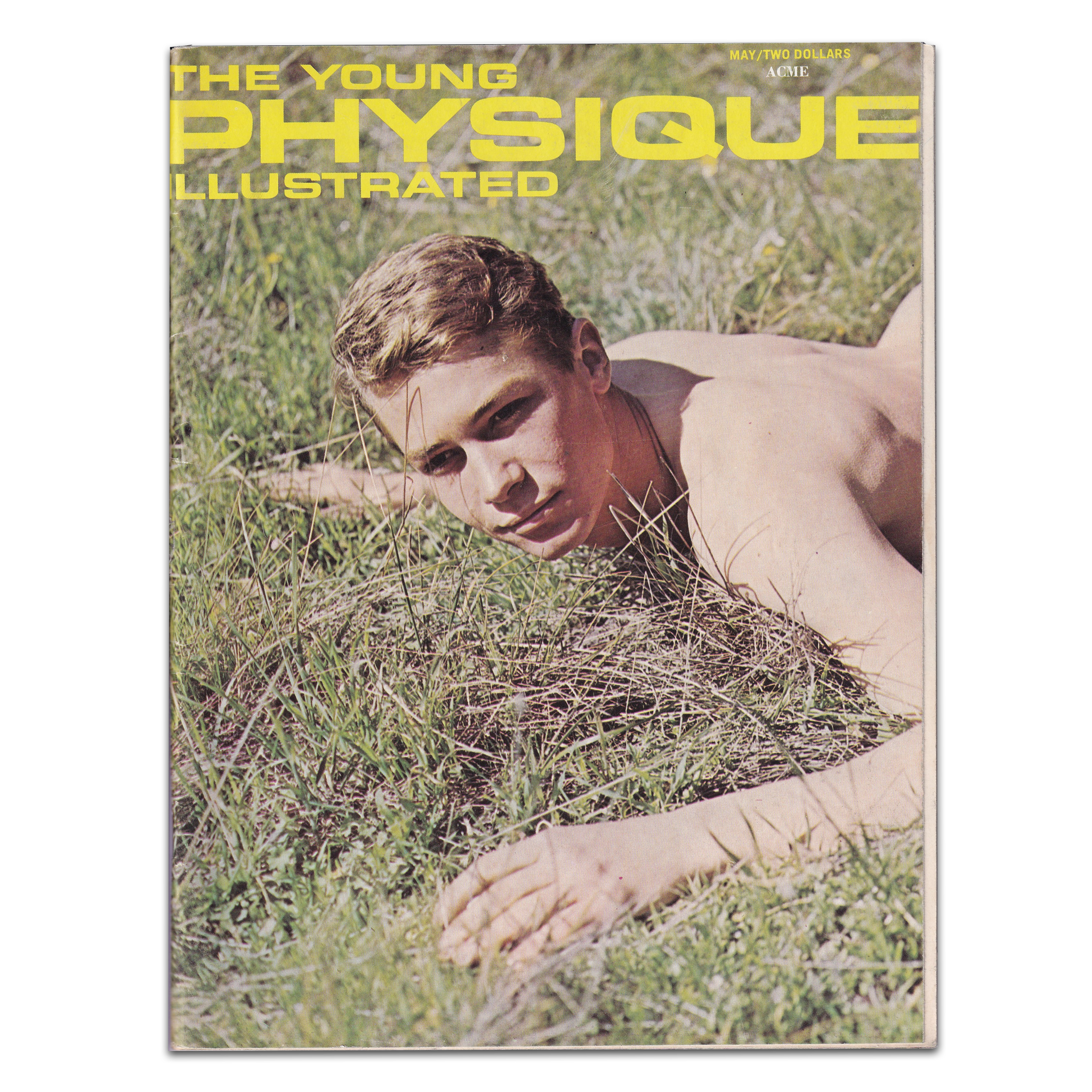 The Young Physique Vol. 8, No. 2 (1968)