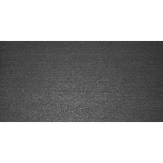 American Olean - Infusion 12 in. x 24 in. Porcelain Tile - Black Fabric