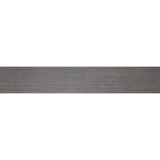 American Olean - Infusion 4 in. x 24 in. Porcelain Tile - Gray Fabric