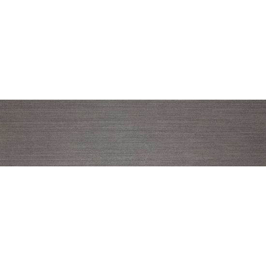 American Olean - Infusion 6 in. x 24 in. Porcelain Tile - Gray Fabric