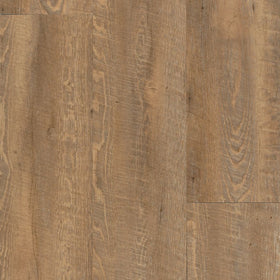 Armstrong Natural Creations LVT With I-Set 9 in. x 48 in. - Grist Mill Buttered