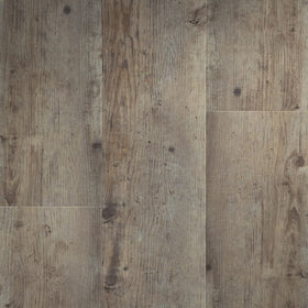 Armstrong Natural Creations LVT With I-Set 8 in. x 36 in. - Weathered Oak Light