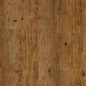 Armstrong Natural Creations LVT With I-Set 8 in. x 36 in. - Weathered Oak Golden Brown