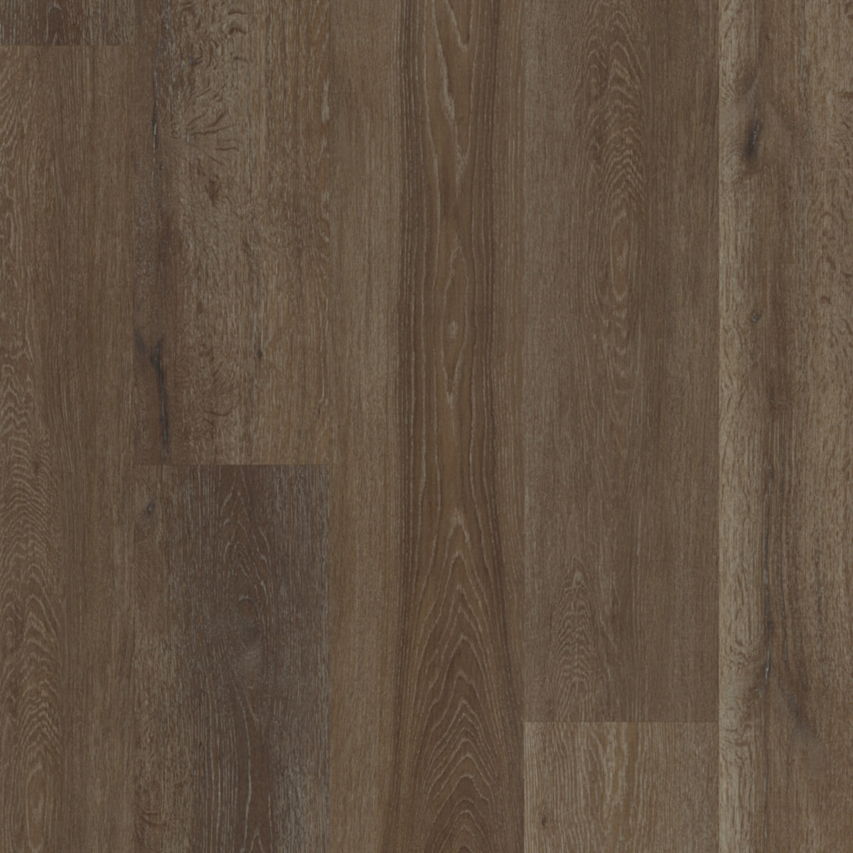 Karndean Korlok Select 56 in. x 9 in. Luxury Vinyl Tile - Washed Velvet Ash