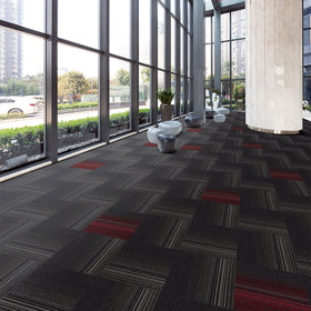 Kraus - Matrix - Carpet Tile - Rebellion
