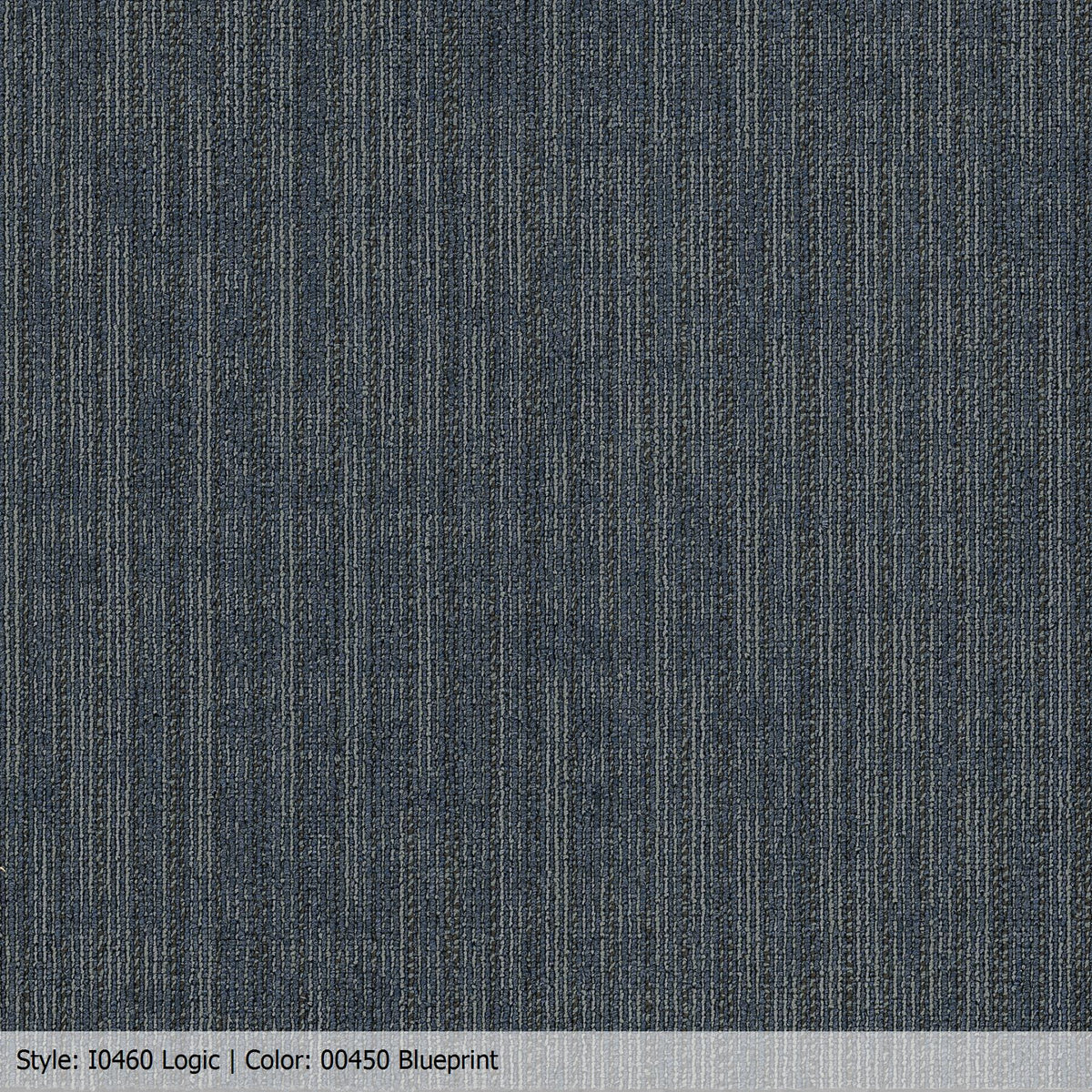 Patcraft – Rational Collection – Logic Carpet Tile – Blueprint
