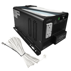 1000W Pure Sine Wave Inverter Charger | RNG-INVT-1000-12V-C + Free Shipping - Shop Solar Kits