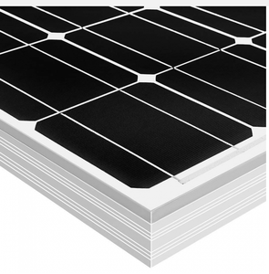 1 x 100 Watt Solar Panel | 12 Volts Mono + Free shipping & No Sales Tax - Shop Solar Kits