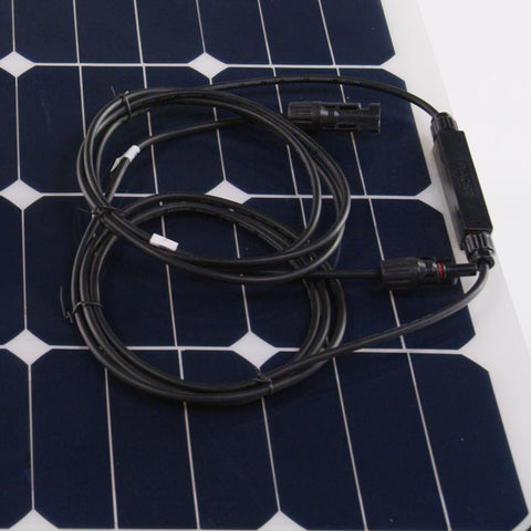 Image of 130 Watt Flexible Solar Panel | High-Efficiency Monocrystalline SSK-130W-FLEX AIMS power
