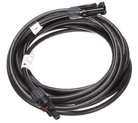 15 Feet of PV Wire 10AWG With MC4 - (19-JMC4MF10PVDB6015) - Shop Solar Kits